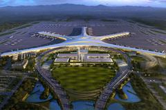 建设宜居幸福现代化空港新区