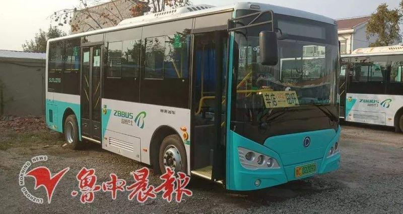 临淄到中心城区不便 居民盼200路公交增加站点