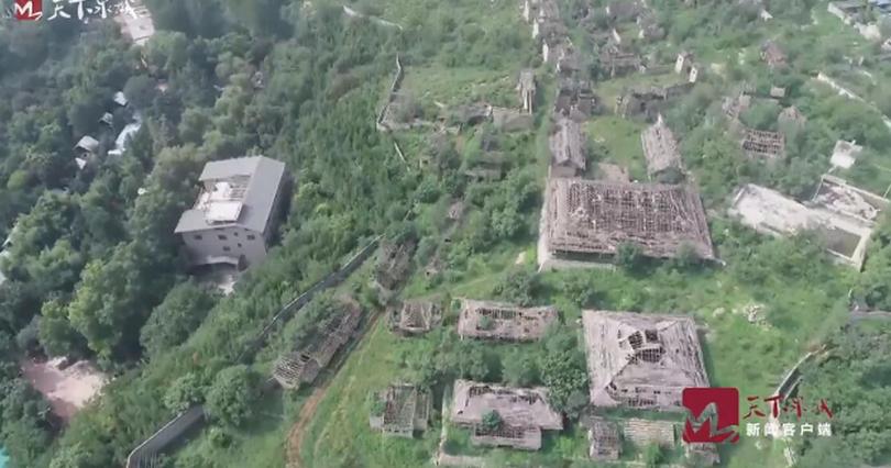 济南南部几处建筑烂尾十余年 涉嫌非法侵占农业用地