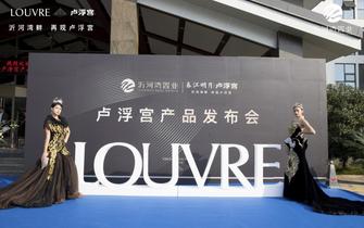 沂河湾慈善基金揭牌暨卢浮宫产品发布会圆满落幕