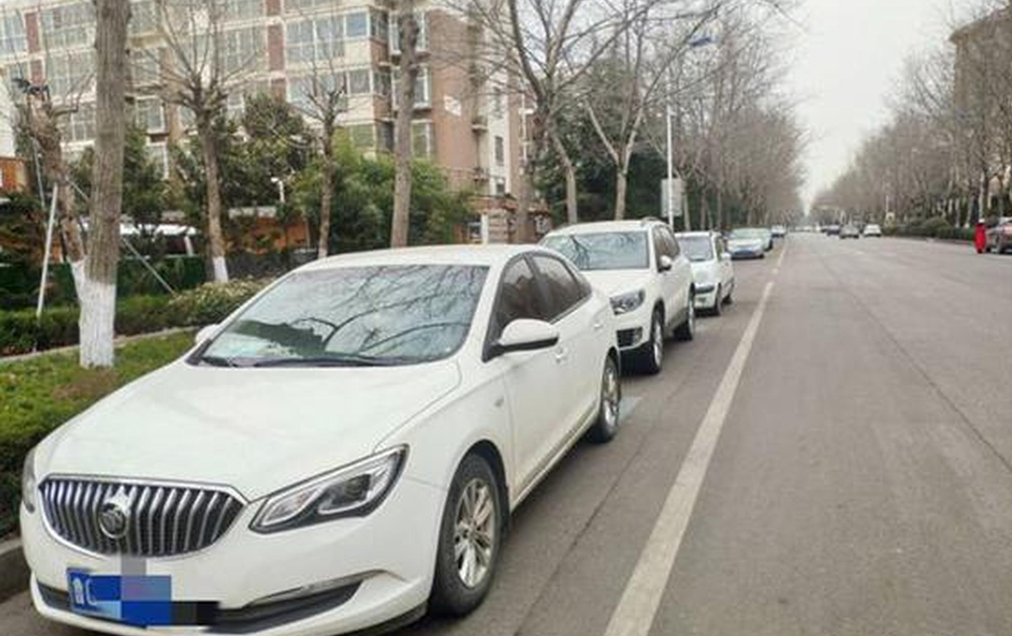 临沂城区路内停车将启动收费管理