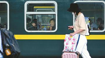 济沪间高铁密集 普客列车仍受宠