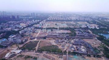 济南章丘区未来的明水古城就在这里