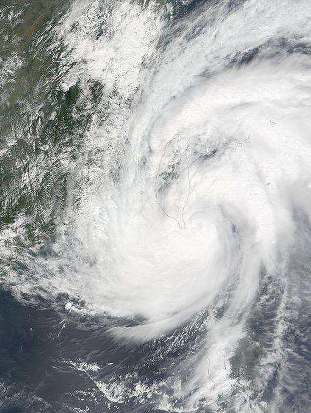 滨州终止防汛防台风IV级响应