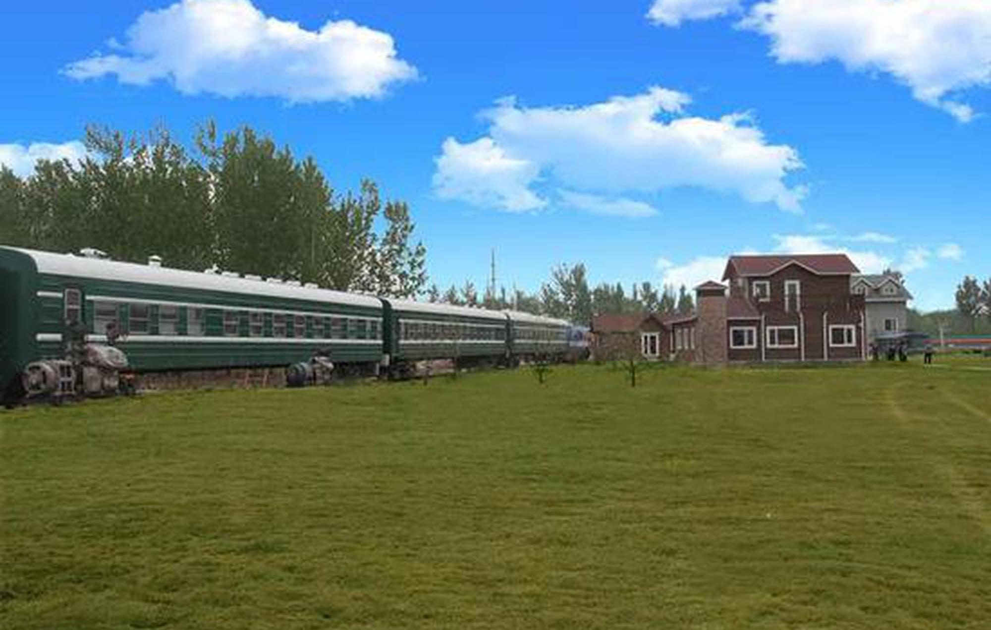 火车餐厅,带你找寻曾经的诗与远方!
