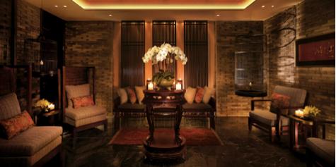 王府半岛酒店-水疗中心茶室