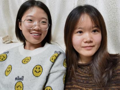 青岛理工大学学生带舍友回家过年的温暖同窗情