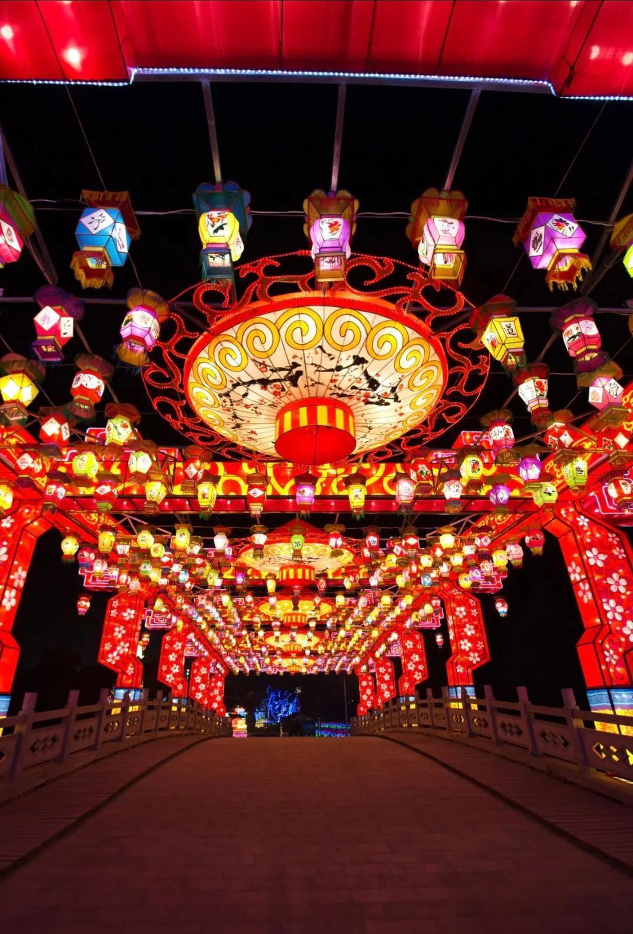 淄博市新春文化活动精彩纷呈惠民众