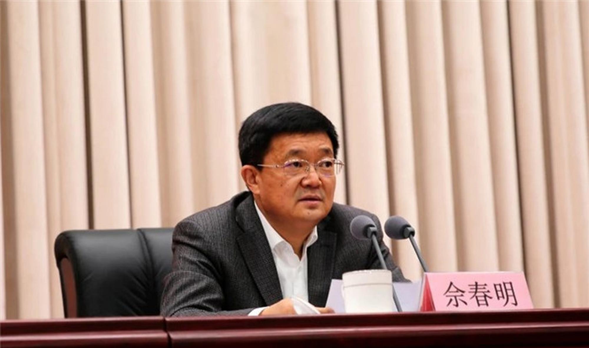 佘春明: 打造新時代濱州政法鐵軍