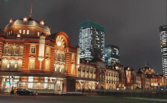 东京站丸内口大楼(图片来源于网络)