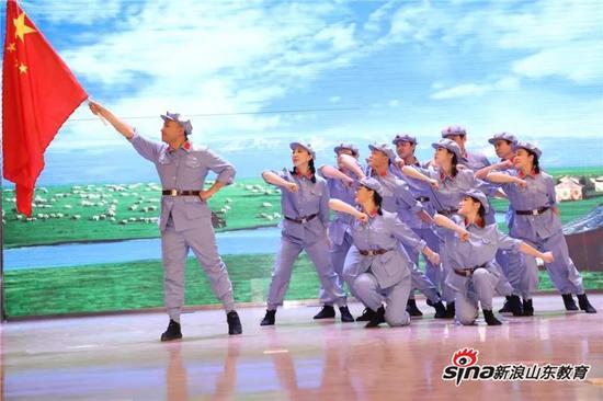 舞蹈《黄河》
