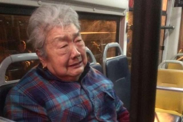 找到了 济南公交车上迷路的老人已在警方帮助下回家
