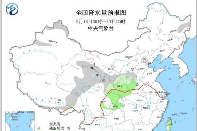 冷空气侵扰春节假期,正月初二起部分地区将迎雨雪