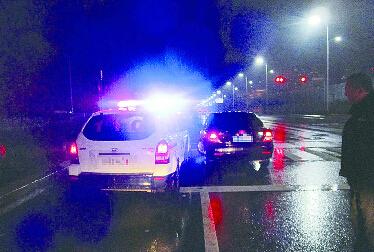 """醉驾撞上警车玩""""失踪"""" 驾驶员终在北京被抓获"""