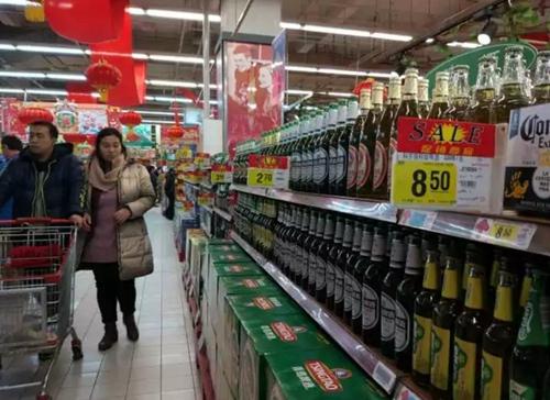 济南部分渠道青啤价格已经上调 涨价对消费影响不大