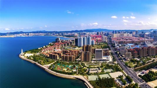 2017年山东省威海市GDP3480.1亿元 增长8.1%