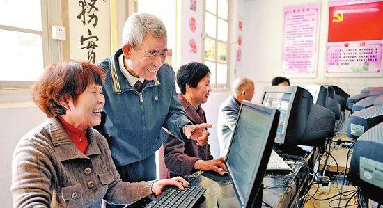 山东到2020年60%乡镇(街道)将建老年学校