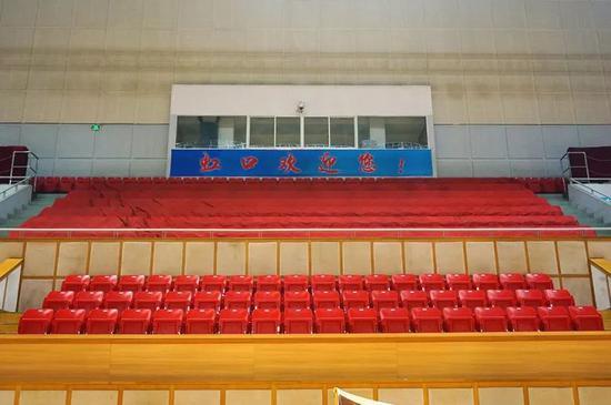 视频:虹口体育馆改造近尾声 5月1日起重新对外开放