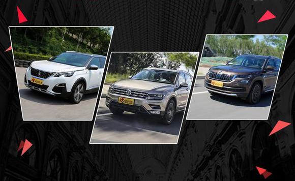 好车排行榜 哪辆SUV储物空间表现最好?