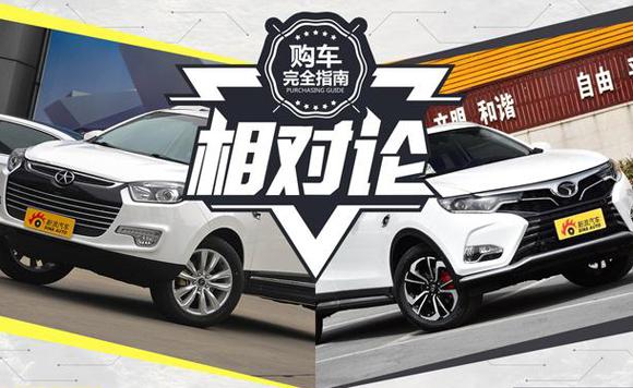 第二梯队SUV怎么选 两款紧凑级SUV对比