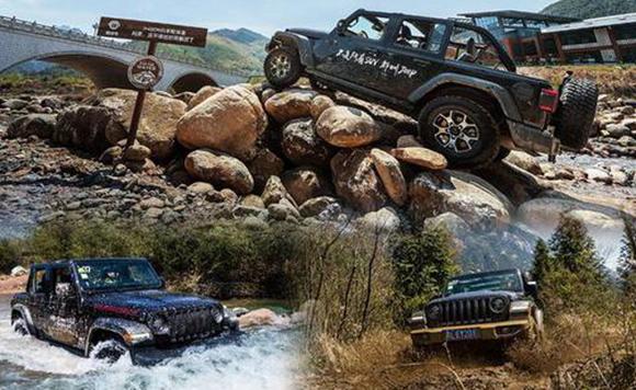 试新Jeep指南者1.3T