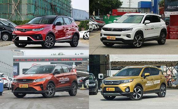 10万内最具性价比小型SUV如何选?