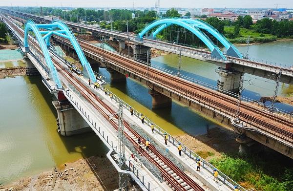 青盐铁路连云港至盐城段联调联试 将设置11个车站