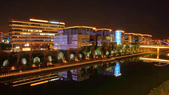 闵行腾出万亩地盘拓展南虹桥 一批重大年夜项目签约落地