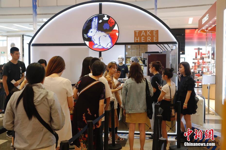 市消保委评选出25件上海优选特点伴手礼 大年夜白兔受青睐