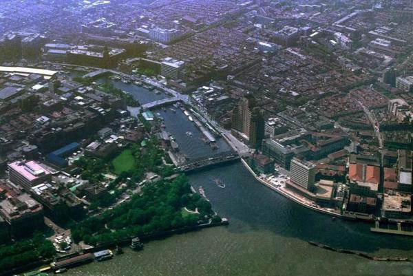 上海打造世界级滨水区 未来苏州河21公里滨水岸线贯通