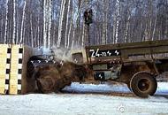 70年代的汽车碰撞测试
