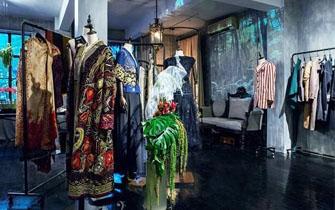 上海弄堂里的十大精致店铺