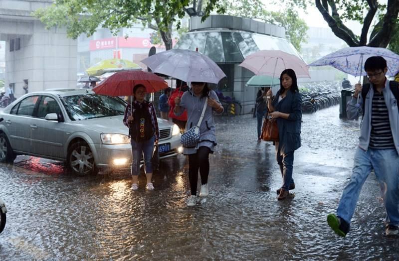 9月下旬申城雨水多 专家:冷暖空气对峙易现频繁降雨