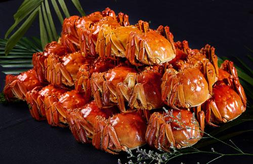 大数据解密中国人的吃蟹地图 泰州输出量居首位