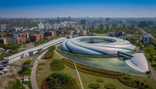 张江科学城:浦江东岸崛起的硅谷 南北连通打造科创走廊