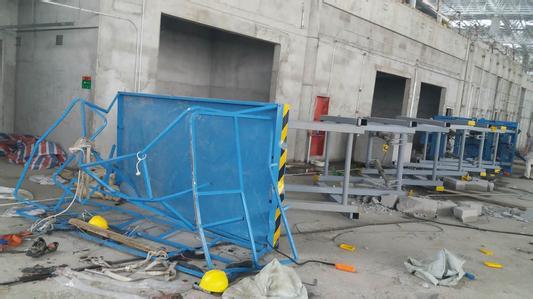 沪通报两起工地生产事故 要求开展安全生产检查
