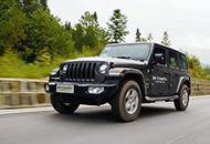 试驾第四代Jeep牧马人