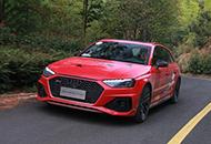 试驾奥迪RS4 RS5