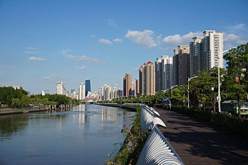 长宁9条道路约9.6公里架空线整治 9月底前完工