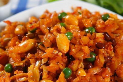 酱菜为上海餐桌添滋味 虾籽腐乳、干贝虾米酱等受青睐