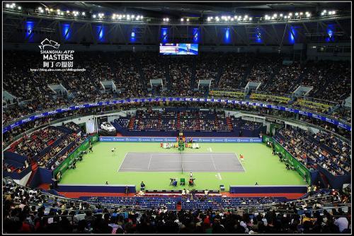 上海网球大师赛中国男选手痛失好局 总差一口气