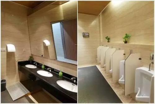 沪最美厕所评选出炉 浦东南路3493号公厕夺冠