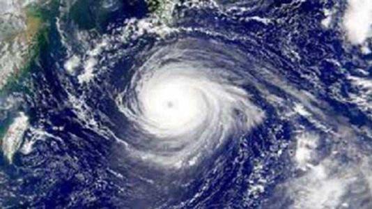 上海受台风影响将现强降雨 相关部门做好各项防御工作