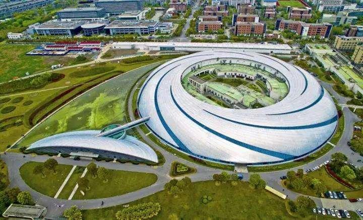 上海光源二期首条光束线站出光 整体工程2022年底竣工