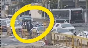 上海一男子驾车撞伤民警后逃逸 自称外籍人士急着相亲