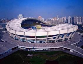 上海滩德比周六将上演 上海体育场内部停车场关闭