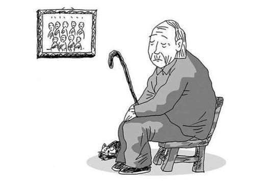 沪年近百岁老太生活不能自理 状告七旬儿子付赡养费