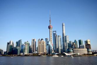 浦东昔日烂泥渡路见证上海传奇 成中国金融名片