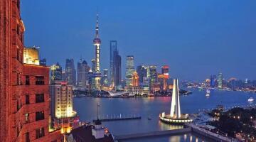 上海拥有迷人江景的酒店推荐