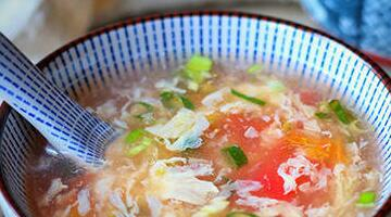 西红柿蛋汤的最优做法
